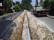 Abgewickelte Projekte Esslinger Rohrleitungsbau Gmbh